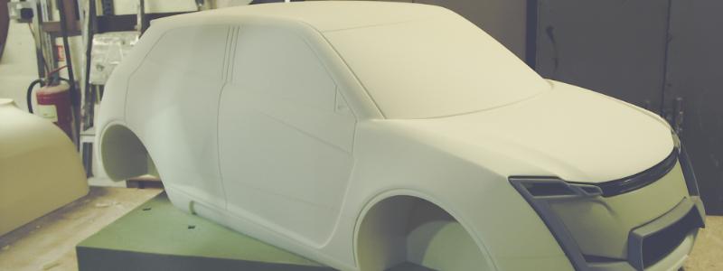 Automotive Car Body